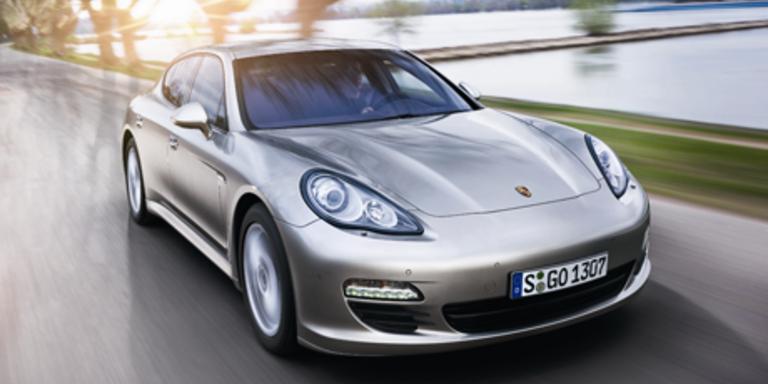 Bilder: Porsche