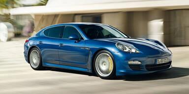 Der neue Porsche Panamera S Hybrid