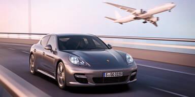 Weltpremiere des Porsche Panamera Turbo S