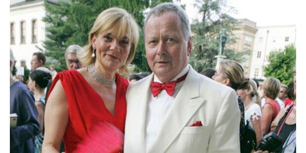 Ehe von Wolfgang und Susanne Porsche am Ende