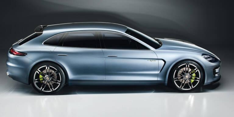 Porsche greift mit Elektroauto an