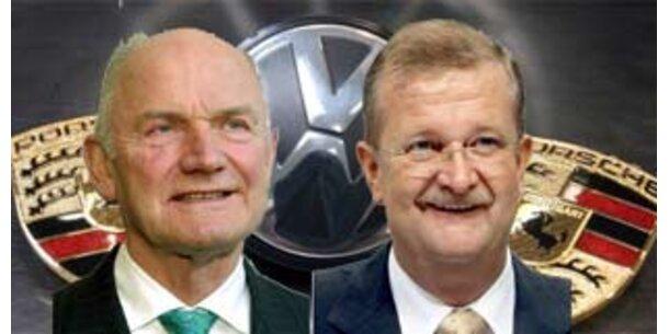 Piech will Ablösung von Porsche-Chef Wiedeking