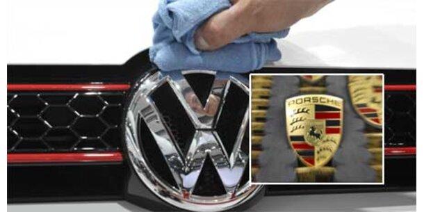 VW & Porsche ringen um Übernahme