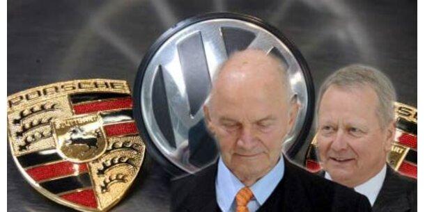 Porsche und VW rittern jetzt um Macht
