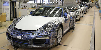 Porsche wird zum Massenhersteller