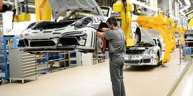 Porsche weiter voll auf Erfolgskurs