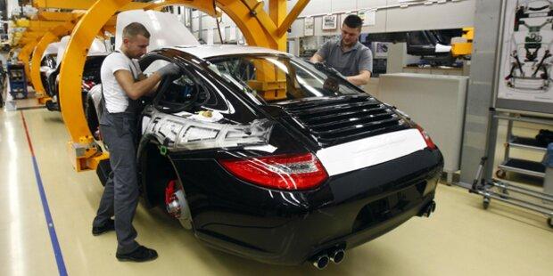 Porsche-Übernahme durch VW vor Abschluss