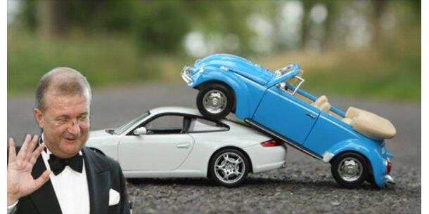 VW soll Porsche übernehmen
