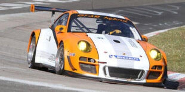 Porsche 911 GT3 R Hybrid - Nürburgring