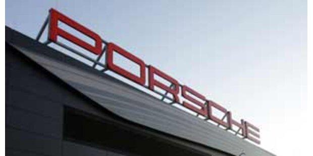 Porsche droht mit Klage gegen Londoner City-Maut