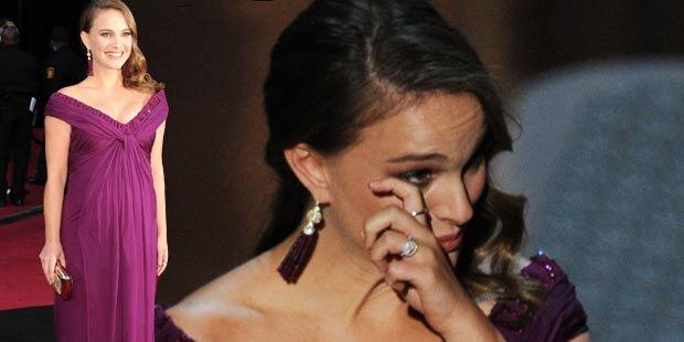 Natalie Portman: Zu Tränen gerührt