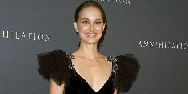 So sieht Natalie Portman nicht mehr aus