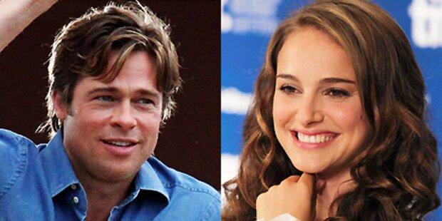 Brad & Natalie heiraten für Skandal-Film