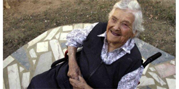 Älteste Frau der Welt 115-jährig gestorben