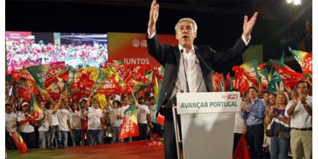 Sozialisten gewinnen in Portugal