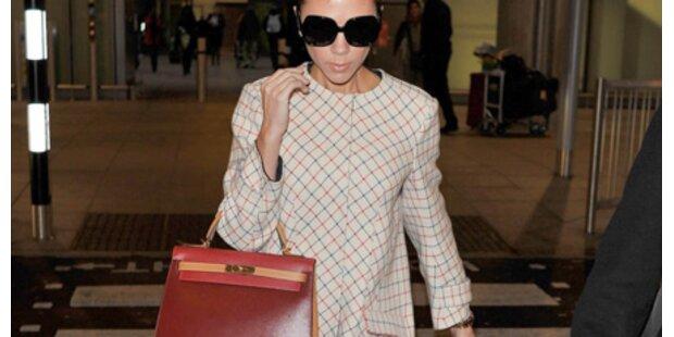 Victorias unglaubliche Taschensammlung