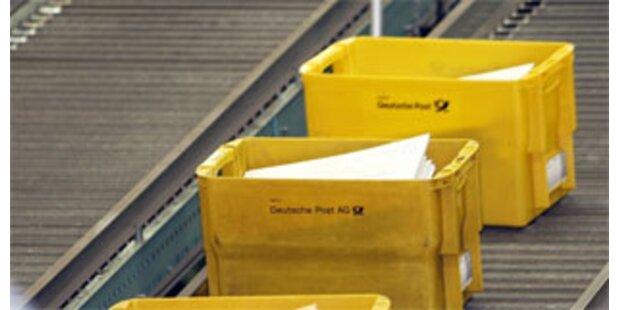Deutsche kriegen heute keine Post