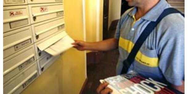 Post AG kann Umsatz leicht steigern