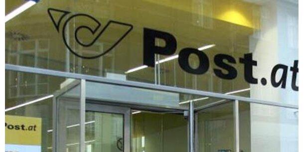 Post spürt die Krise