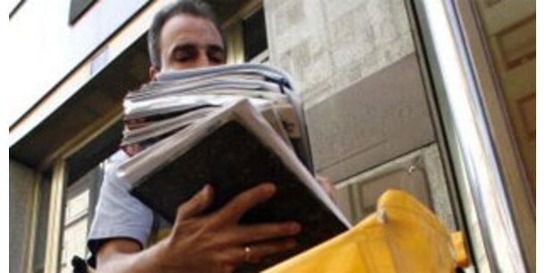 Post verspricht Schutzbrief für Briefträger