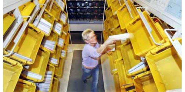 Deutsche Post speicherte Krankeninfos