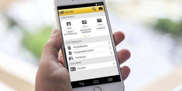 Gefälschte Post-SMS verbreitet Handy-Virus