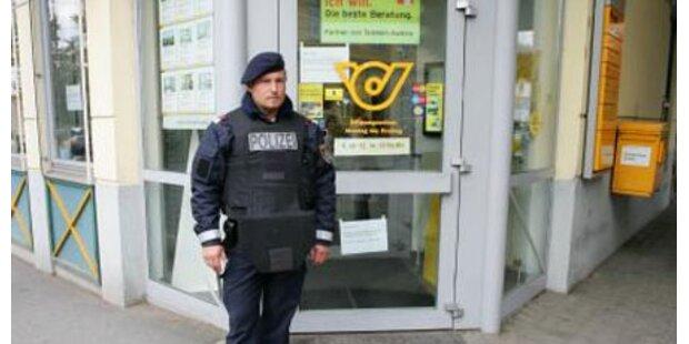 Postamt in Salzburg überfallen
