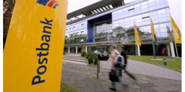 Deutsche Postbank fährt 450-Mio-Verlust ein
