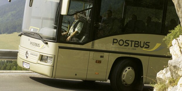 ÖBB-Postbus-Mitarbeiter erhalten mehr Gehalt