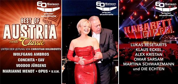 Wiener Stadthalle Programm 2018