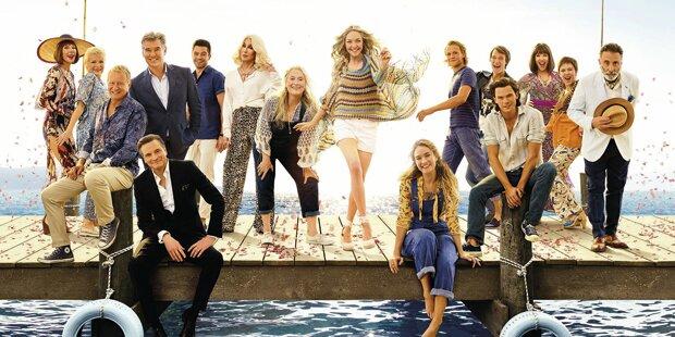 Heute Kinostart: Hype um 'Mamma Mia 2'