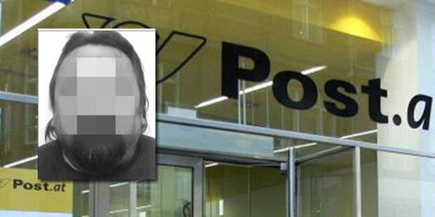 Lottogewinner überfiel Postamt
