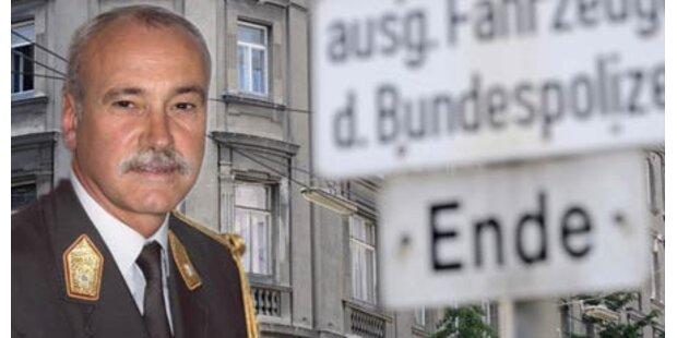 Potocnik neuer Chef des Abwehramtes