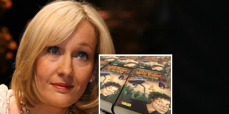 Joanne K. Rowling: Potters Erfinderin hat die Saga nun abgeschlossen
