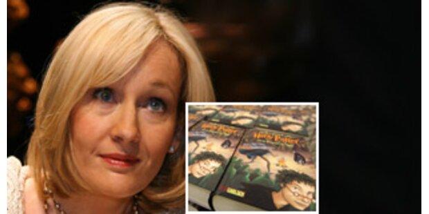 Rowling verfasste Potter-Vorläufergeschichte
