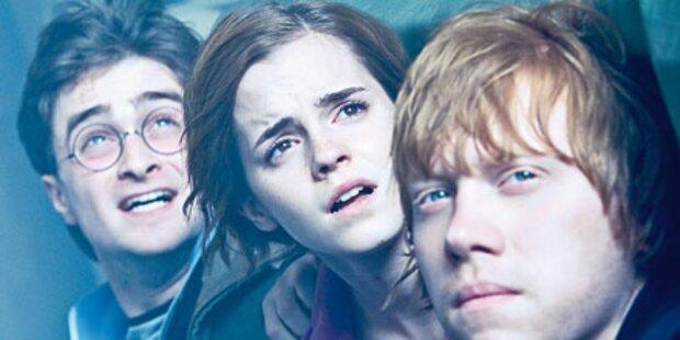 Letzter Showdown für Harry Potter