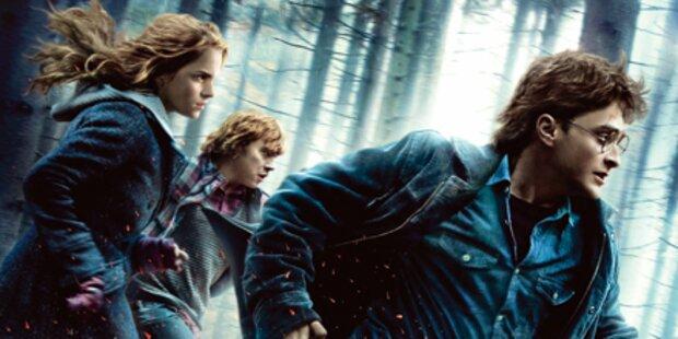 Endlich: Start frei für den Potter-Film!
