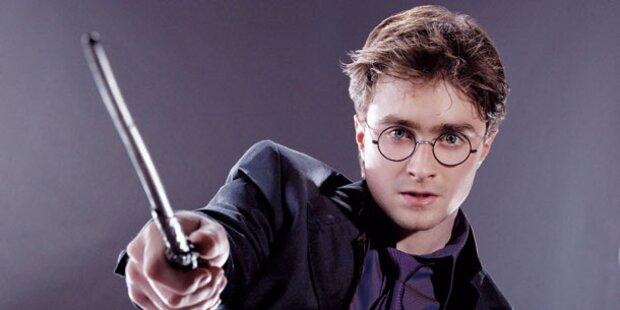 Harry Potter heiratet