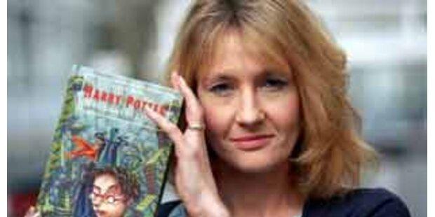 Rowling klagt wegen Harry-Potter-Lexikon