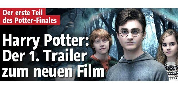Harry Potter - Das ist der neue Trailer!