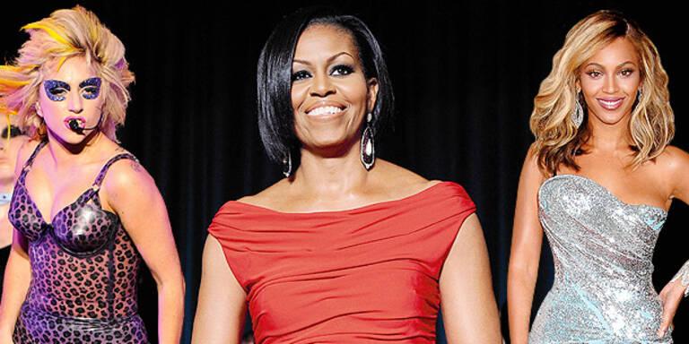 Powerfrauen: Michelle Obama Nr. 1