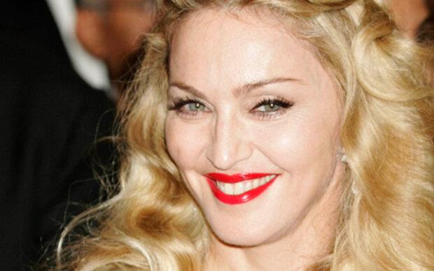 Madonna faltenfrei in Venedig