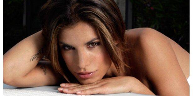 Clooneys Freundin wirbt für Unterwäsche