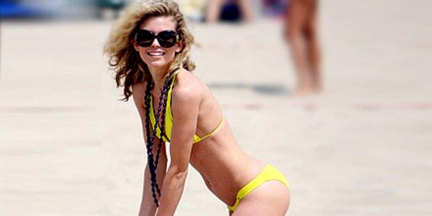 Heiß am Strand: Beachtrends der Stars
