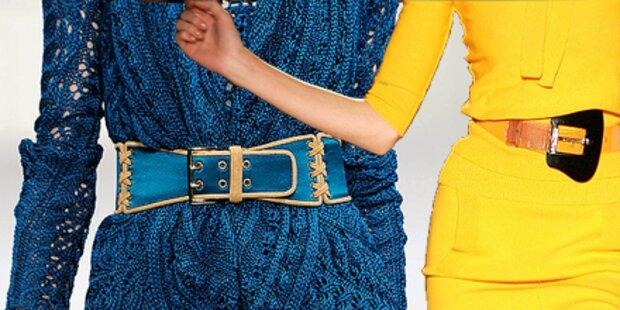 Farbenfrohe Outfits für den Büro-Alltag