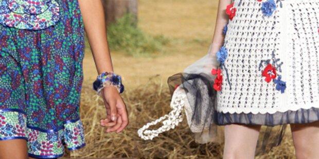 Die schönsten Vintage-Kleider im Sommer