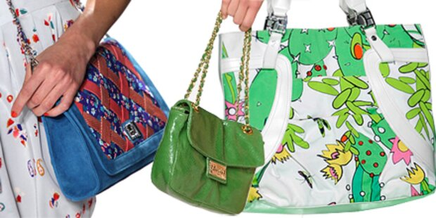 Die 'Must Have'-Taschen des Sommers