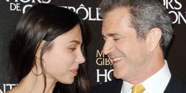 Mel Gibson ohne Freundin und Vermögen