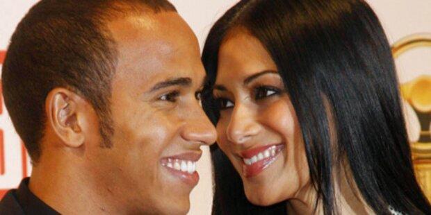 Hamilton fährt wieder auf Nicole ab
