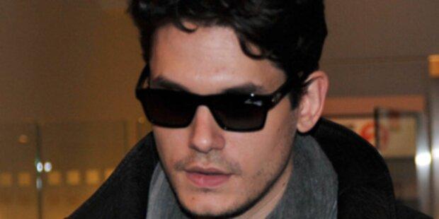 Tabuwort: John Mayer entschuldigt sich